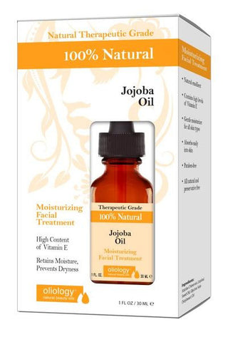 Jojoba Oil, Oliology- 30ml