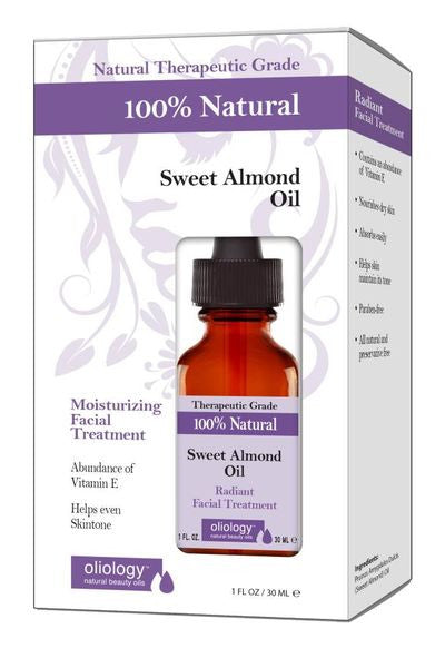 Sweet Almond Oil, Oliology- 30ml