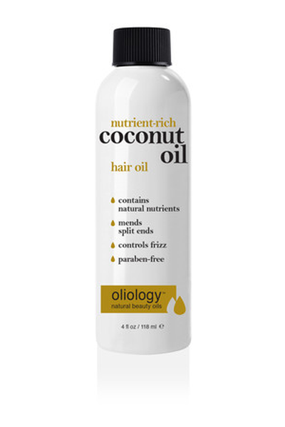 OLIOLOGY | Nutrient-Rich Coconut Hair Oil