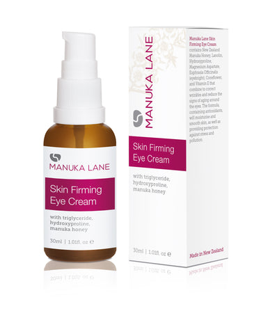 Manuka Lane Sking Firming Eye Cream