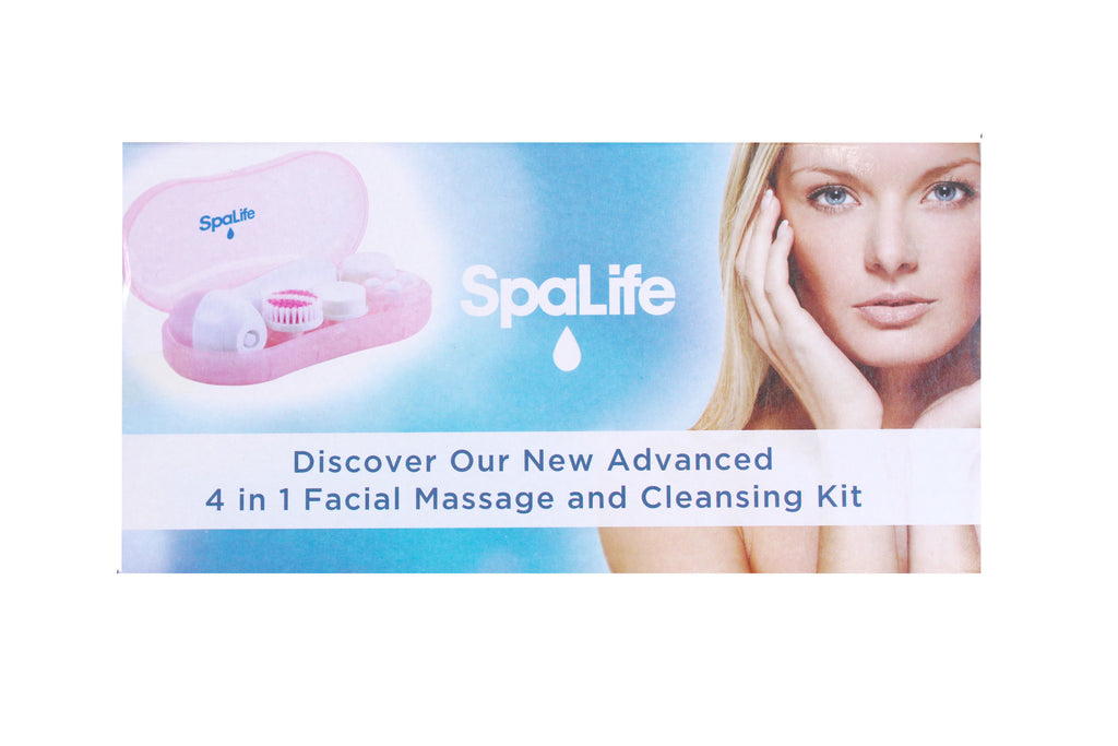 SpaLife - Four in One Skin Care Set