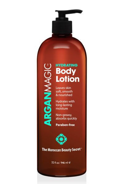 Argan Magic - Moisturising Body Lotion 946 ml