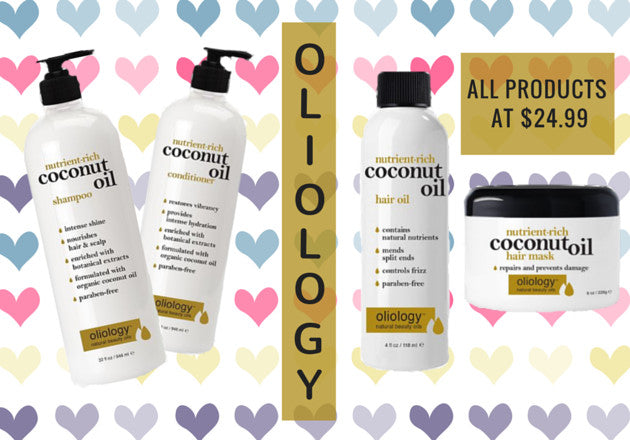 Hair Care Oliology