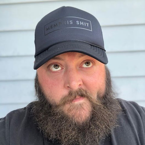 Memphis Shit Trucker Hat