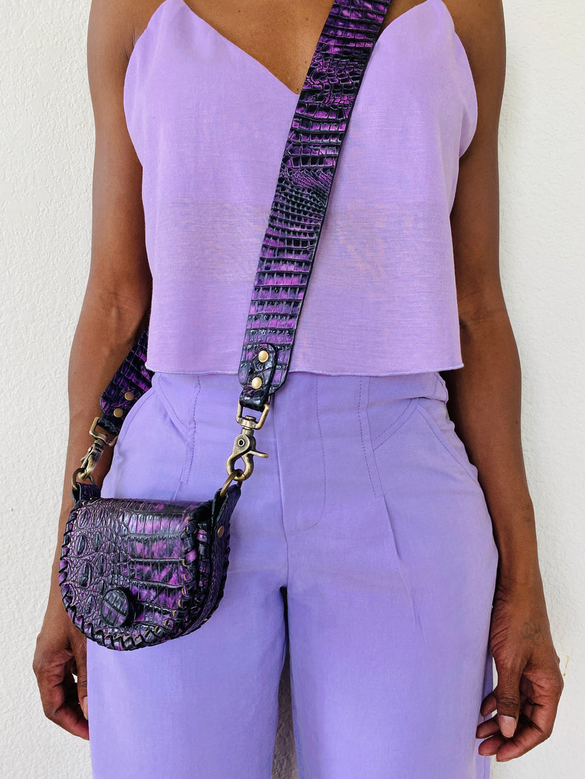 Swahili Mini Crossbody