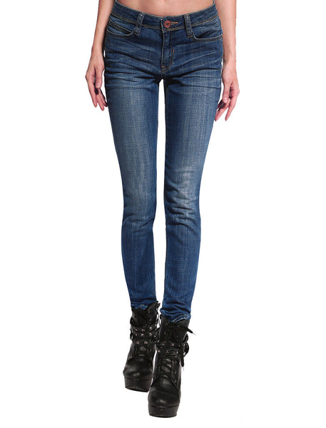 Kylie Classic Skinny Jeans - Anladia - 1