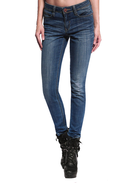 Kylie Classic Skinny Jeans - Anladia - 4