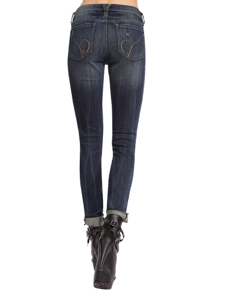 Dana Distressed & Ripped Skinny Jeans - Anladia - 5
