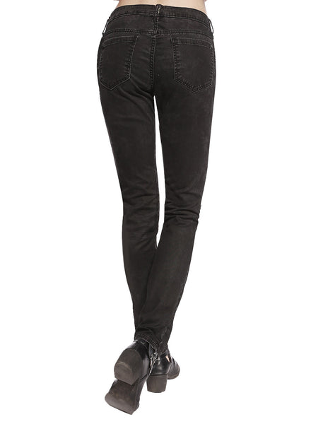 Sienna Classic Skinny Jeans - Anladia - 3