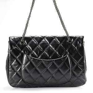 Quilted Chain Messenger Bag - Anladia - 3