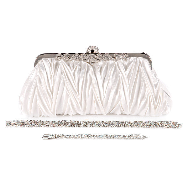Classy Evening Clutch Bag - Anladia - 3