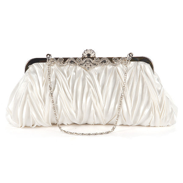 Classy Evening Clutch Bag - Anladia - 1