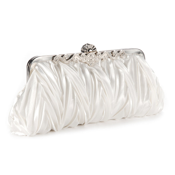 Classy Evening Clutch Bag - Anladia - 2