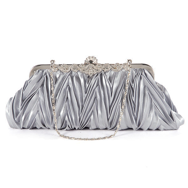 Classy Evening Clutch Bag - Anladia - 7