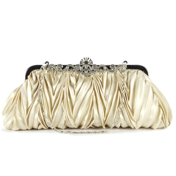 Classy Evening Clutch Bag - Anladia - 8
