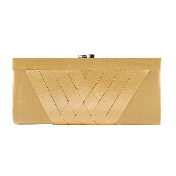 Mini Diamante Clutch Bag - Anladia - 4