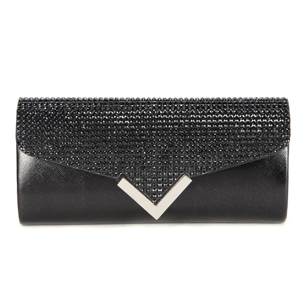 Mini Leather Clutch Bag - Anladia - 5