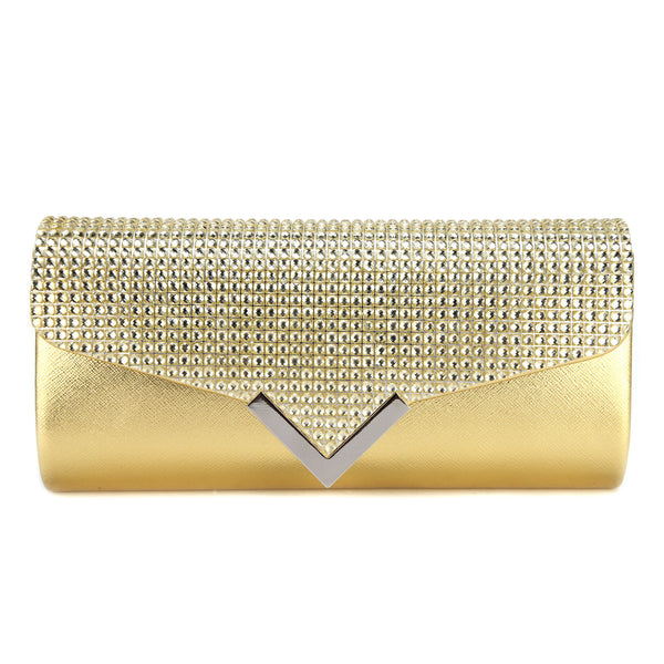 Mini Leather Clutch Bag - Anladia - 6
