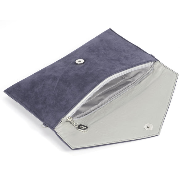 Folded Envelope Clutch Bag - Anladia - 3