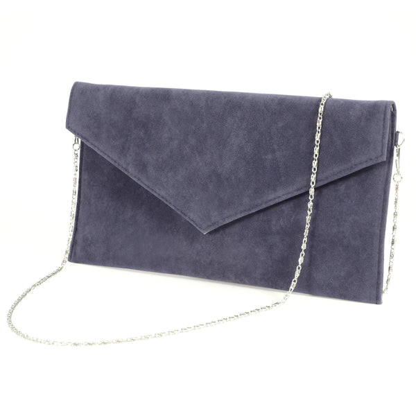 Folded Envelope Clutch Bag - Anladia - 2
