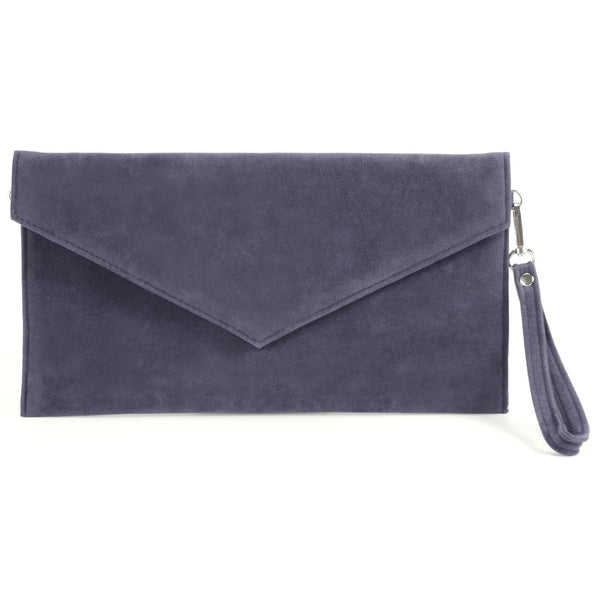 Folded Envelope Clutch Bag - Anladia - 1