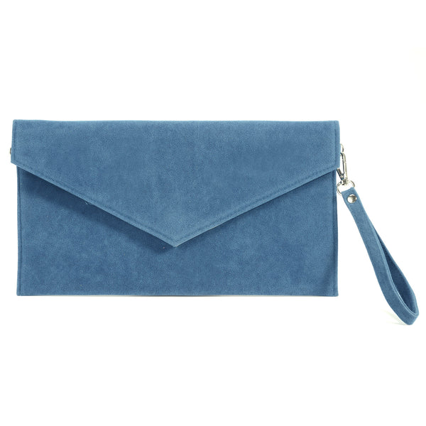 Folded Envelope Clutch Bag - Anladia - 6