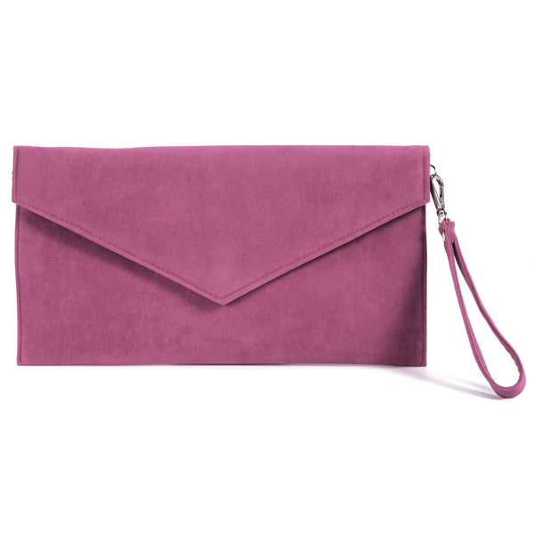Folded Envelope Clutch Bag - Anladia - 7