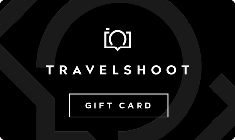 Travelshoot Gift Card