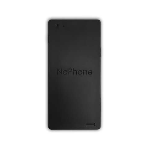 The NoPhone