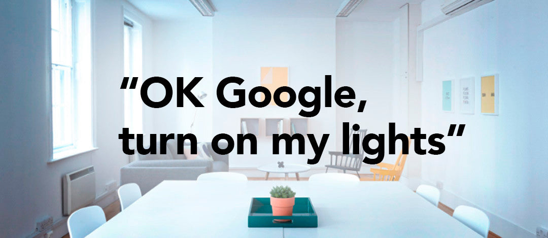 Connects With The Google Assistant Lifx Com
