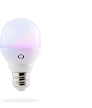Wi-Fi enabled LED smart lights - LIFX com