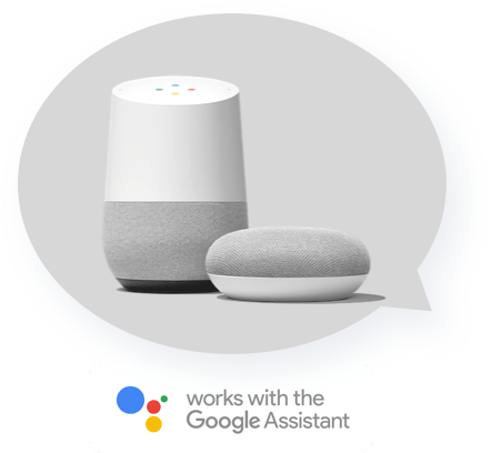 LIFX works with Google Assistant