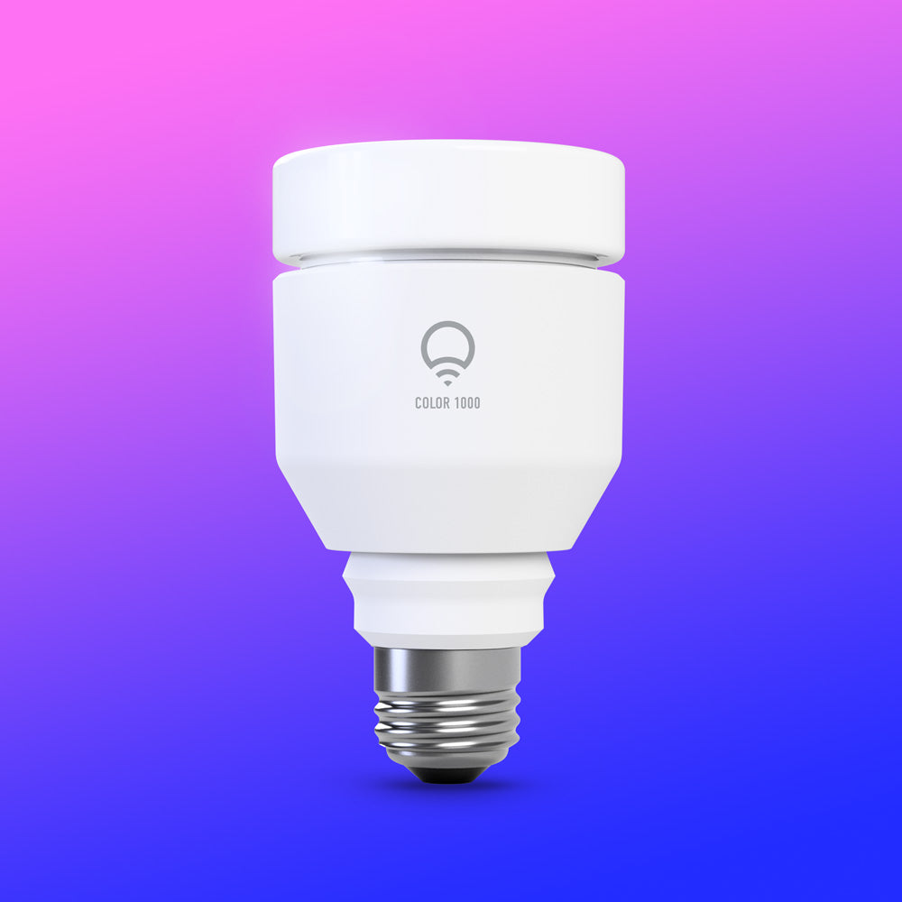 LIFX Discounted Colored Lights