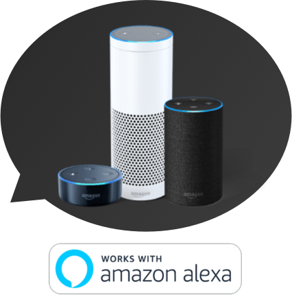 LIFX + works with Amazon Alexa