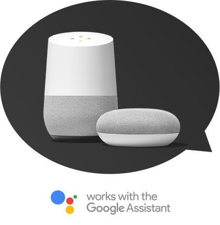 LIFX + works with Google Assistant