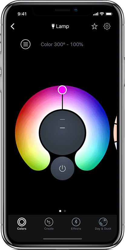 LIFX App - Ultra-Bright Colors