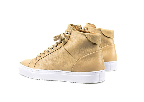 "Classic Pillar High ""Beige"""