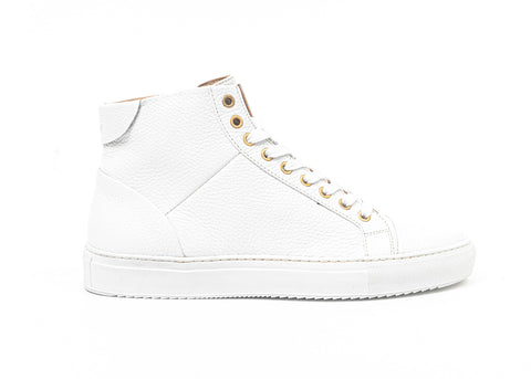 "Classic Pillar Low ""Bianco"""