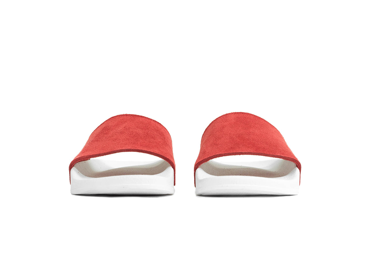"Classic Pillar Slide ""Coral Suede"""