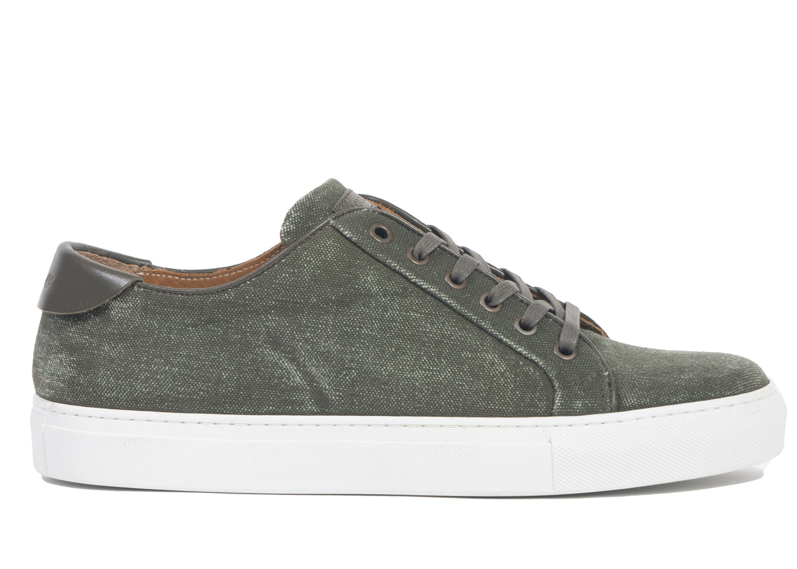 "Pillar Low ""1970's  Military Canvas"""