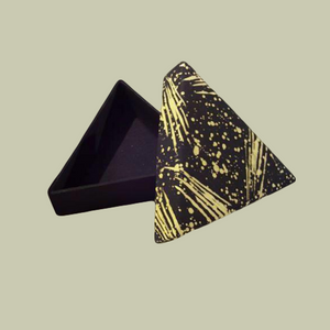 Triangle Fabric Box