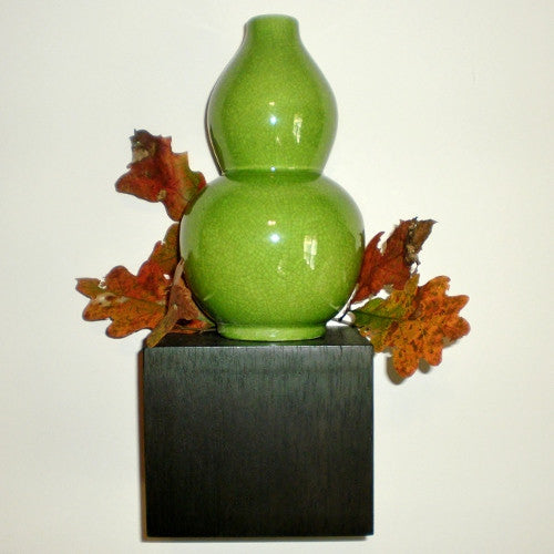 Legend of Asia Lime Vase (9 inch)