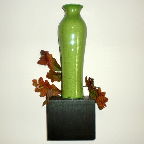 Legend of Asia Lime Vase (12 inch)