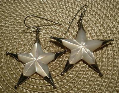 Zealandia Star Earrings