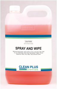 Spray And Wipe (5 L)