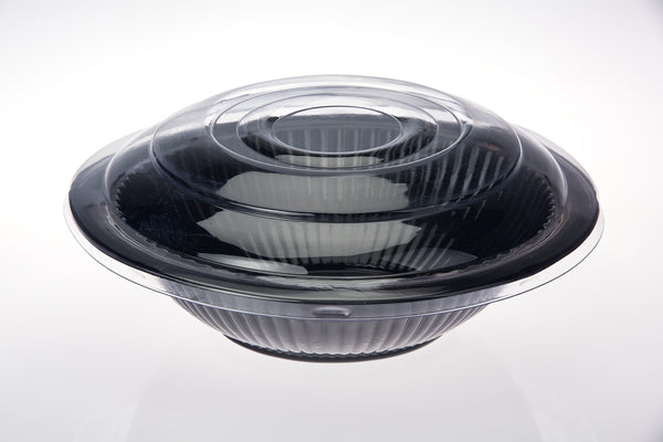 10 inch Black Salad Bowl