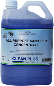 All Purpose Sanitiser (5 L) FOOD GRADE