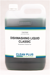 Hand Dishwashing Liquid Classic (5 L)