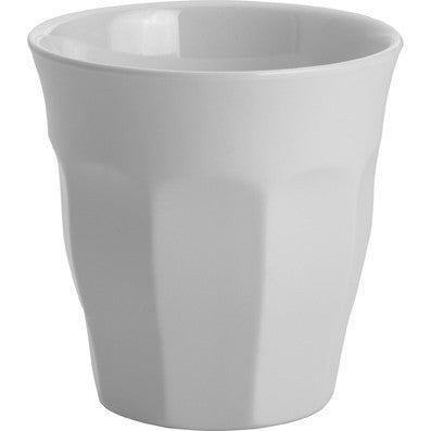 Gelato Melamine Tumbler- 300 mL- White (12 UNITS)