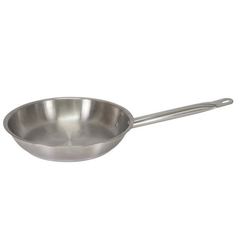 Chef Inox Frypan 18/10 No Lid Elite (1 UNITS)